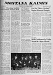 Montana Kaimin, October 14, 1959