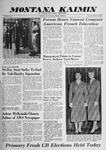 Montana Kaimin, October 20, 1959