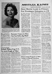 Montana Kaimin, October 21, 1959