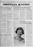 Montana Kaimin, October 27, 1959