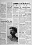 Montana Kaimin, October 28, 1959