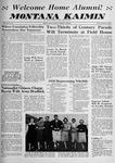 Montana Kaimin, October 30, 1959
