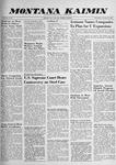 Montana Kaimin, November 4, 1959