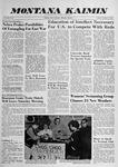 Montana Kaimin, November 6, 1959