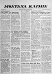 Montana Kaimin, November 17, 1959
