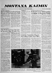 Montana Kaimin, November 18, 1959