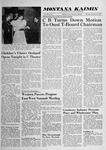 Montana Kaimin, November 19, 1959