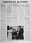 Montana Kaimin, November 20, 1959