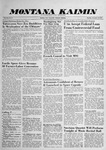 Montana Kaimin, November 24, 1959