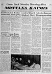 Montana Kaimin, November 25, 1959