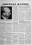 Montana Kaimin, December 3, 1959