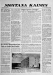 Montana Kaimin, December 4, 1959