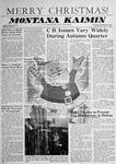 Montana Kaimin, December 11, 1959