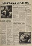 Montana Kaimin, January 8, 1960