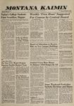 Montana Kaimin, January 14, 1960