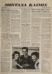 Montana Kaimin, January 20, 1960