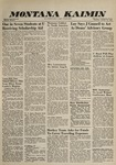 Montana Kaimin, January 21, 1960