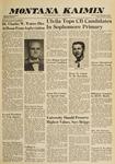 Montana Kaimin, January 22, 1960
