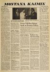 Montana Kaimin, January 26, 1960
