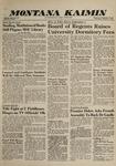 Montana Kaimin, February 3, 1960