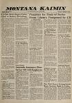 Montana Kaimin, February 4, 1960