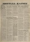 Montana Kaimin, February 9, 1960