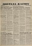 Montana Kaimin, February 10, 1960