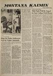 Montana Kaimin, February 11, 1960
