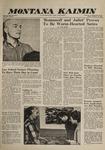Montana Kaimin, February 12, 1960