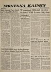 Montana Kaimin, February 17, 1960