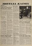 Montana Kaimin, February 24, 1960