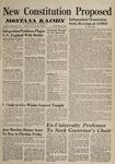 Montana Kaimin, March 1, 1960