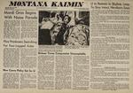 Montana Kaimin, March 4, 1960