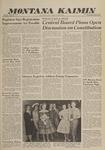 Montana Kaimin, April 6, 1960