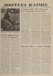Montana Kaimin, April 8, 1960