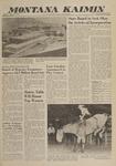 Montana Kaimin, April 12, 1960