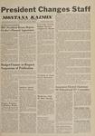 Montana Kaimin, April 13, 1960