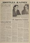 Montana Kaimin, April 14, 1960