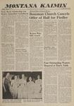 Montana Kaimin, April 19, 1960