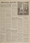 Montana Kaimin, April 20, 1960