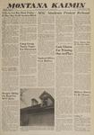 Montana Kaimin, April 22, 1960
