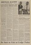 Montana Kaimin, April 28, 1960