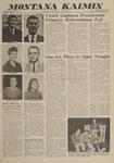 Montana Kaimin, April 29, 1960
