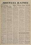Montana Kaimin, May 3, 1960