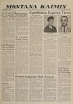 Montana Kaimin, May 4, 1960