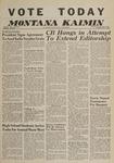 Montana Kaimin, May 5, 1960