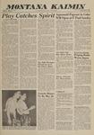 Montana Kaimin, May 13, 1960