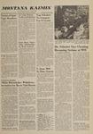 Montana Kaimin; May 17, 1960