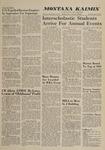 Montana Kaimin, May 19, 1960