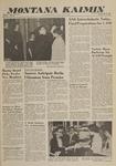 Montana Kaimin, May 20, 1960